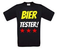 Grappig bier t-shirt