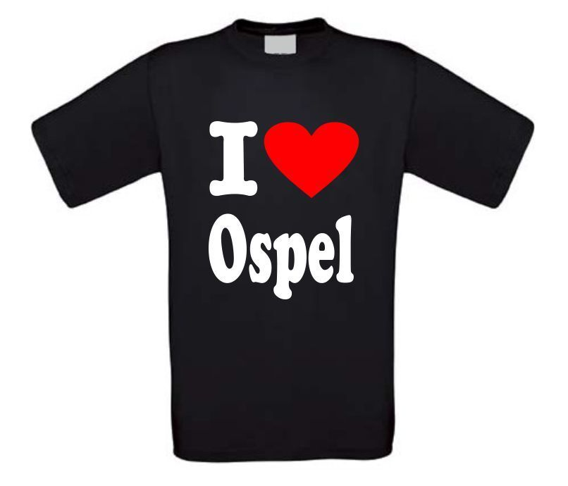 I love Ospel shirt