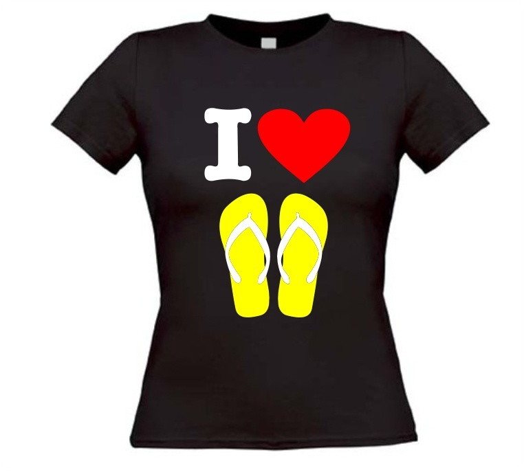 I love teenslippers T-shirt