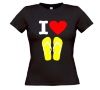foto 1 I love teenslippers T-shirt