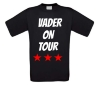 Vader on tour shirt