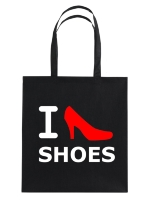 I love shoes tas