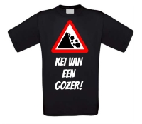 Kei van een gozer T-shirt