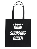 Shopping queen katoenen tas
