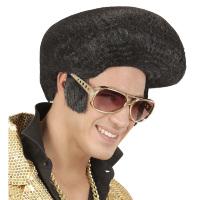 Pruik Elvis volwassen vegas