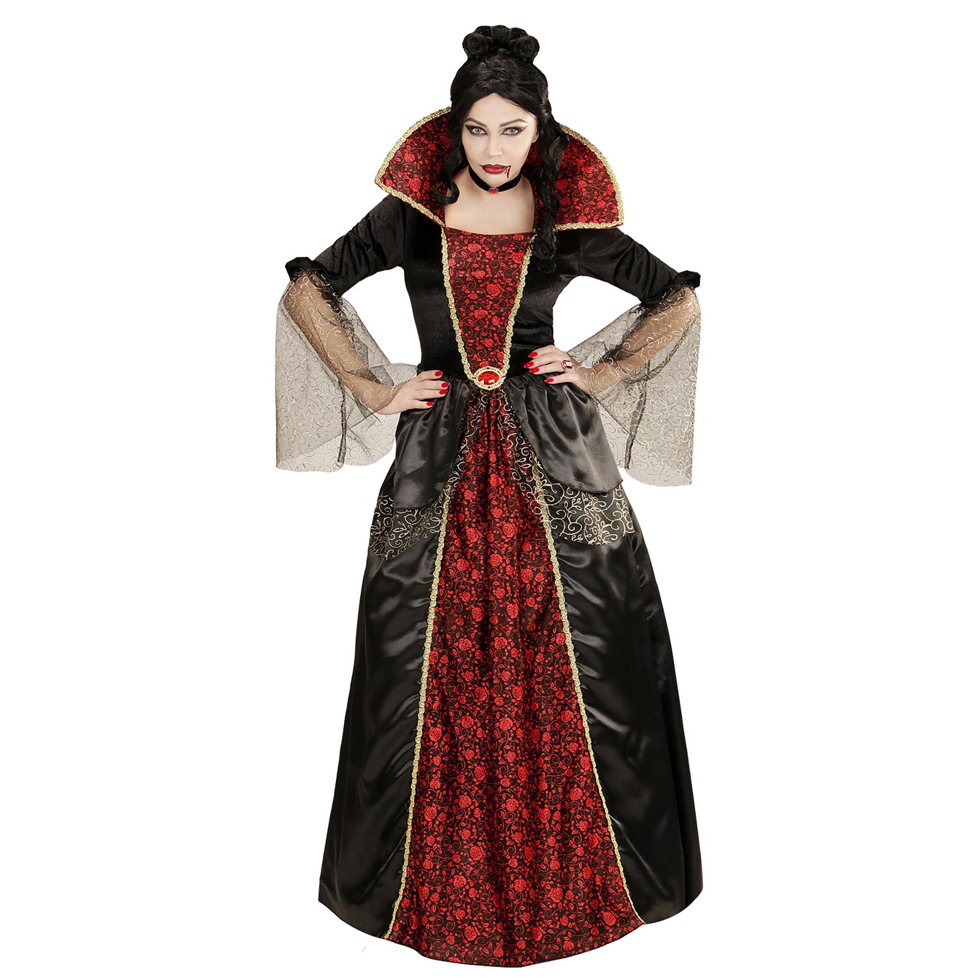 Zeer Vampieren kostuum dames The dark vamp BBwebwinkel.nl &KI83