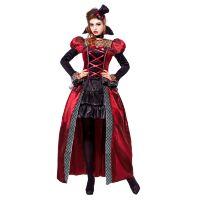 Victoriaanse jurk vampier sjieke dame Theresa