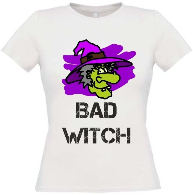 Bad witch t-shirt