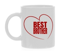 Best brother beker