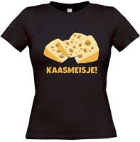 Kaasmeisje T-shirt