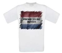 Proud to be dutch T-shirt