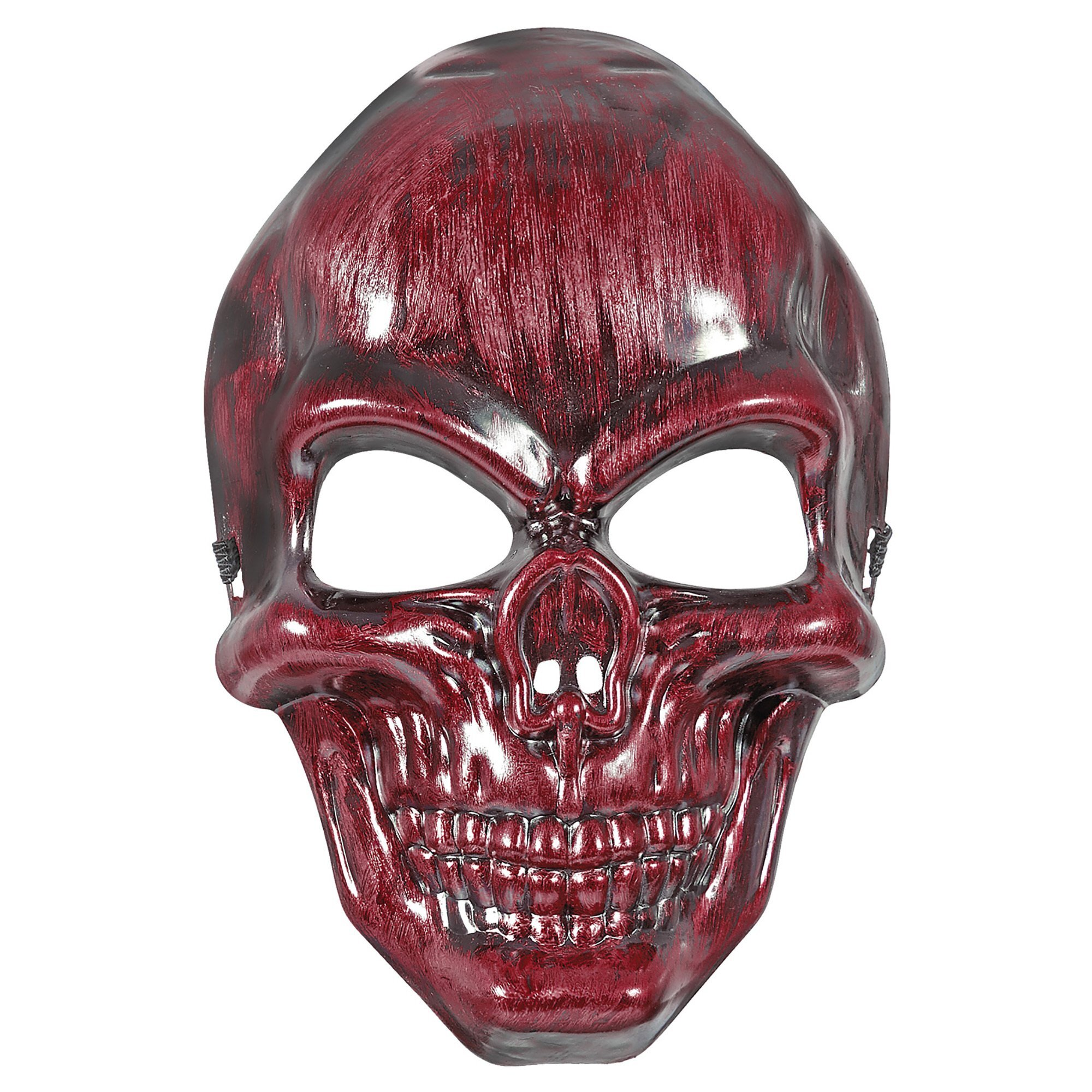 Schedelmasker rood Collor of blood