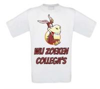 T-shirt Wij zoeken collega's Ezel