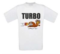 Turbo slak T-shirt