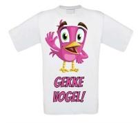 Gekke vogel T-shirt