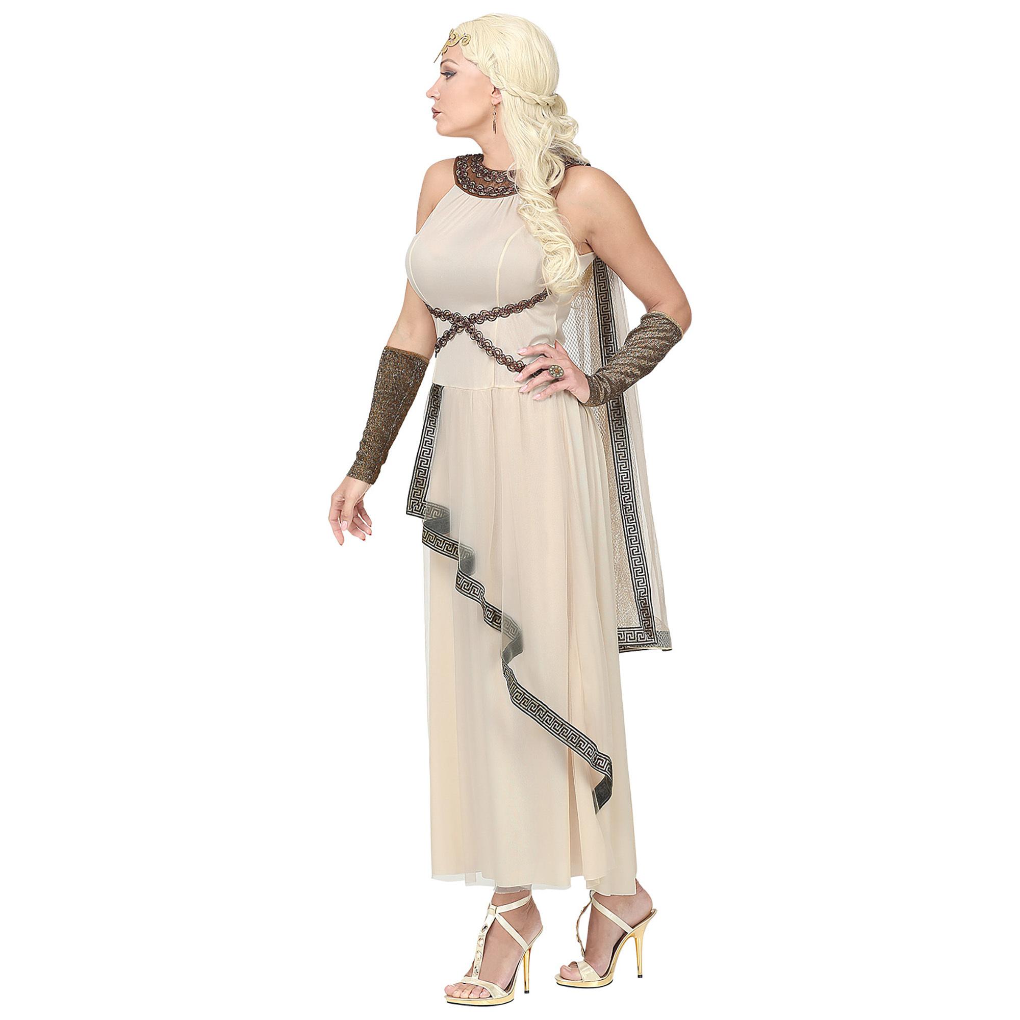 5bf3ab3878e8a1 ... foto 4 Grieks Romeinse godin kostuum dame Freya ...