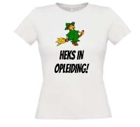 Heks in opleiding T-shirt