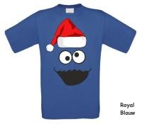 Kerst Monster T-shirt