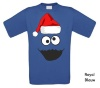 Kerst Monster T-shirt