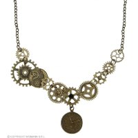 Ketting steampunk mechanica