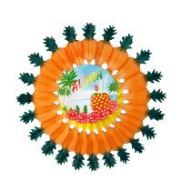 Decoratieve ananas voor een zomers feestje