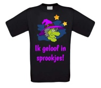 Lang und Glucklich sprookjes T-shirt
