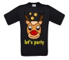 Rudolph rendier t-shirt