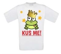 Sprookjes t-shirt kus me!