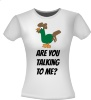 foto 2 Are you talking to me? T-shirt