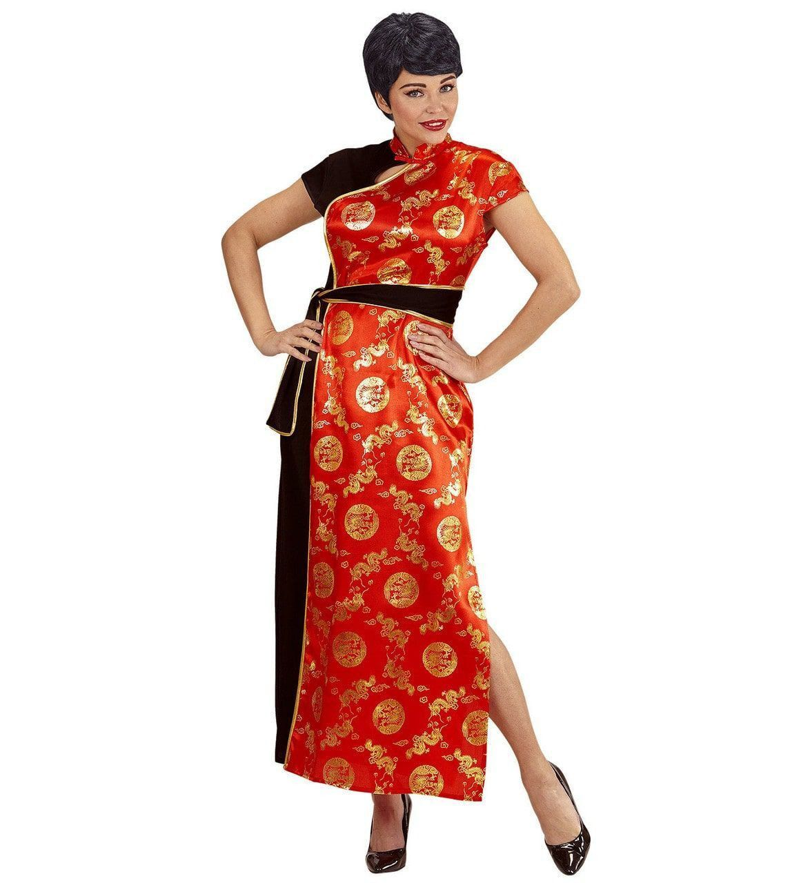 China girl outfit  miss ni hoa