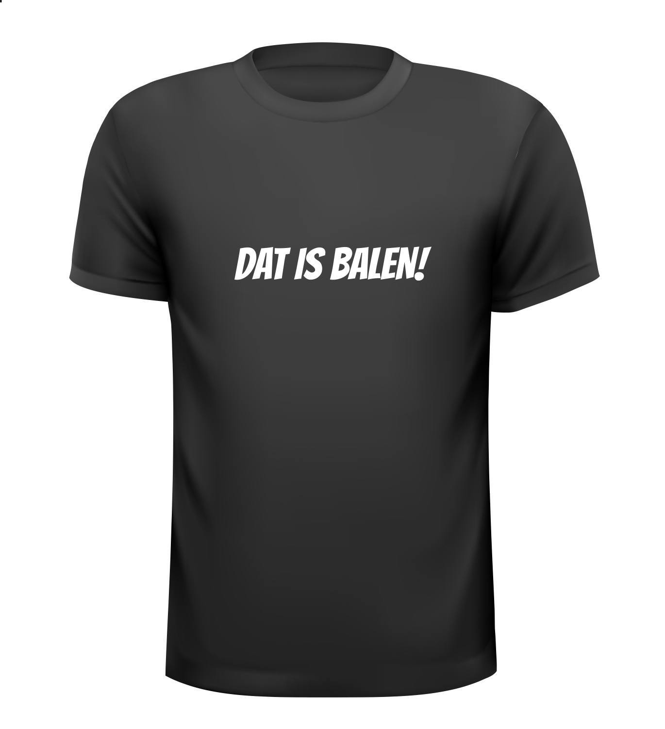 Dat is balen T-shirt