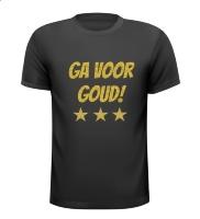 Ga voor goud T-shirt