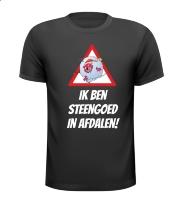 Grappig apre ski T-shirt