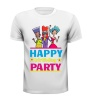 Happy birthday party T-shirt