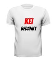 Kei bedankt T-shirt