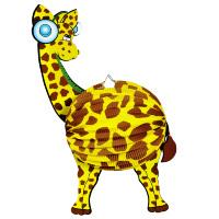 Lampion giraffe 44 CM