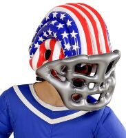 Opblaasbare american football helm kind Amerika