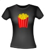 foto 2 Fashion food friet shirt