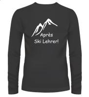 Grappig apres ski shirt