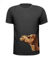 Shirt kameel leuk geinig kamelen