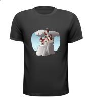 Kasteel T-shirt kastelen shirt ridders middeleeuwen