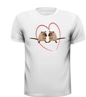 Hamster T-shirt huisdier
