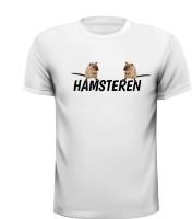Hamsteren hamster T-shirt