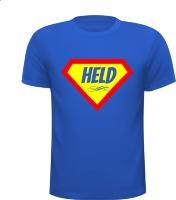 Held beschermer redder strijder T-shirt