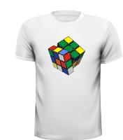 T-shirt Rubi Cube Kubus Rubik Puzzel Speelgoed