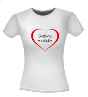 Fulltime moeder moederdag t-shirt grappig