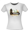 barbecue koningin T-shirt