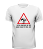 Grappig MTB mountainbike shirt