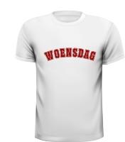 Woensdag T-shirt