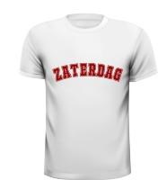 Zaterdag T-shirt
